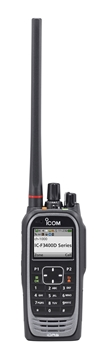 Picture of Icom IC-F3400DT VHF Dpmr Walkie-Talkie Two Way Radio (New)