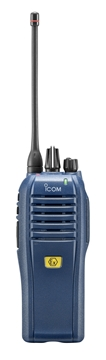 Picture of Icom IC-F4202DEX UHF ATEX IDAS Walkie-Talkie Two Way Radio (New)