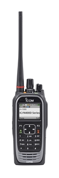Picture of Icom IC-F4400DT UHF NXDN Walkie-Talkie Two Way Radio (New)