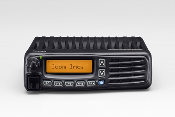 Picture of Icom IC-F5062D VHF IDAS Mobile Radio (New)