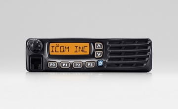 Picture of Icom IC-F6122D UHF IDAS Digital Mobile Radio