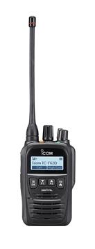 Picture of Icom IC-F62D UHF Digital Walkie-Talkie Two Way Radio (New)