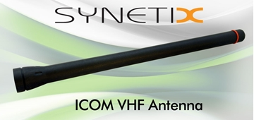 Picture of Icom VHF Whip Antenna (Stud Screw) - By Radioswap