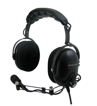 Picture of Kenwood KHS10-OH Noise Reduction Headset (K1) (New)