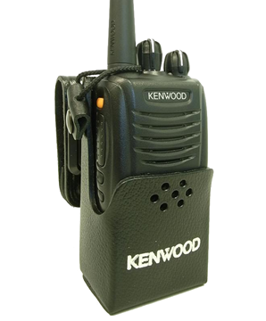 Picture of Kenwood KLH170PG Heavy leather Case with Swivel Belt Loop (New)