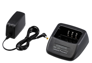Picture of Kenwood KSC35S Rapid Desktop Charger & Power Supply (New)