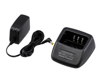 Picture of Kenwood KSC35T Rapid Desktop Charger & Power Supply (New)