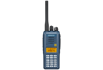 Picture of Kenwood NX-330EXEU UHF NEXEDGE Digital ATEX Walkie-Talkie Two Way Radio (New)