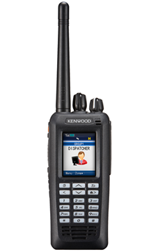 Picture of Kenwood TK-D200E VHF DMR Digital Walkie-Talkie Two Way Radio (New)