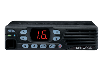 Picture of Kenwood TK-D840E UHF DMR Digital Mobile Radio (New)