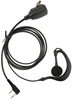 Picture of Maxon G-Shape Earpiece with Mic & PTT (S3) - By Radioswap