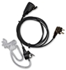 Picture of Motorola Covert Acoustic Tube Earpiece with Mic & PTT (M1) - By Radioswap