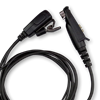 Picture of Motorola Covert Acoustic Tube Earpiece with Mic & PTT (M5) - By Radioswap