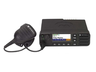 Picture of Motorola DM4601E UHF 25 watt DMR Digital Mobile Two Way Radio (New)