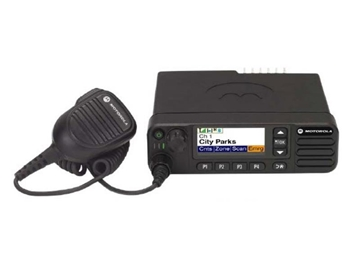 Picture of Motorola DM4601E VHF 25 watt DMR Digital Mobile Two Way Radio (New)
