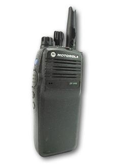 Picture of Motorola DP3400 VHF Walkie-Talkie Two Way Radio (Refurbished)