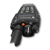Picture of Motorola DP3600 UHF Walkie-Talkie Two Way Radio (Refurbished) & New D-Shape Earpiece with Mic & PTT