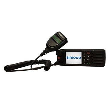 Picture of Simoco SDM730 UHF (T1 Band) Mobile Two Way Radio With GPS, (New)