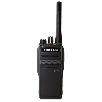 Picture of Simoco SDP750 UHF (T1 Band)  Walkie-Talkie Two Way Radio With GPS (New)