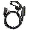 Picture of Tait G-Shape Earpiece with Mic & PTT (TP8XX) - By Radioswap