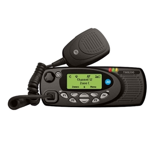Picture of Tait TM8235 Band 3  Trunked Mobile Radio - New