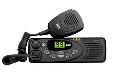 Picture of Tait TM9315 - UHF Tri-mode Mobile Radio (New)