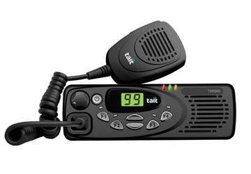 Picture of Tait TM9315 - UHF Tri-mode Mobile Radio (New)