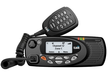Picture of Tait TM9355 - UHF Tri-mode Mobile Radio (New)