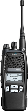 Picture of Tait TP9355 - UHF Tri-mode Handportable (New)