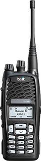 Picture of Tait TP9360 - VHF Tri-mode Handportable (New)