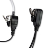 Picture of Vertex Covert Acoustic Tube Earpiece With Mic & PTT (Y4) - By Radioswap