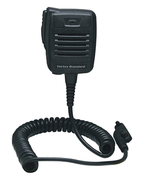 Picture of Vertex MH-66A7A Rugged speaker microphone for harsh outdoor conditions.