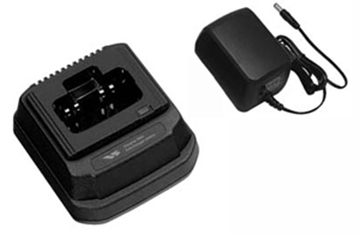 Picture of Vertex VAC-810U  desktop rapid charger kit for Lithium Ion battery packs.