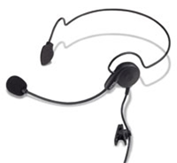 Picture of Vertex VH-115S Lightweight Behind the Ear Headset with Boom