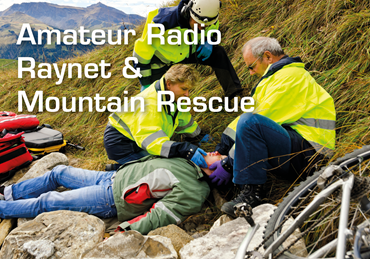 Picture for category Amateur Radio, Raynet & Mountain Rescue