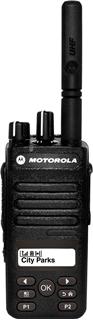 Picture of Motorola DP2600E UHF DMR Digital Walkie-Talkie Two Way Radio (New)