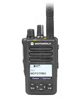 Picture of Motorola DP3661E UHF DMR Walkie-Talkie Two Way Radio  (New)