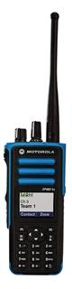 Picture of Motorola DP4801EX ATEX Ex UHF DMR Digital Two Way Radio (New)