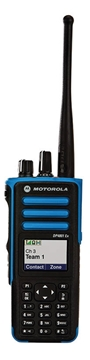 Picture of Motorola DP4801EX ATEX Ex UHF DMR Digital Two Way Radio (New)