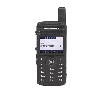 Picture of Motorola SL4010E UHF DMR Digital Walkie-Talkie Two Way Radio (New)