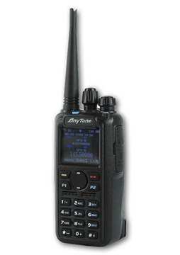 Picture of Anytone D878UV Plus DMR Amateur Radio with Speaker Mic (New)