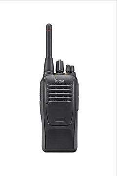 Picture of Icom IC-F29SR2 PMR446 Walkie-Talkie Two Way Radio (New) - Education Pricing