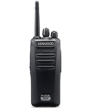 Picture of Kenwood TK3401D Protalk PMR446 DMR Walkie-Talkie Two Way Radio (New) - Education Pricing