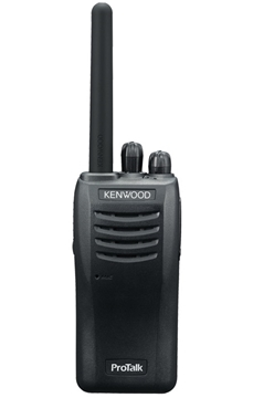 Picture of Kenwood TK3501 Protalk PMR446 Walkie-Talkie Two Way Radio (New) - Education Pricing