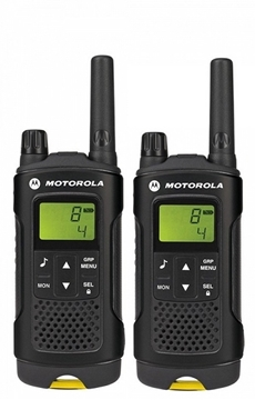 Picture of Motorola XT180 PMR446 Walkie-Talkie Two Way Radio (New) - Education Pricing