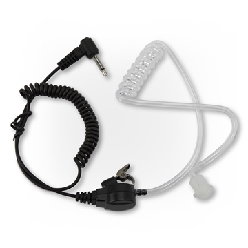 Picture of Linton Covert Listen Only Earpiece (100CM) - By Radioswap