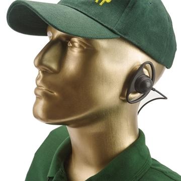 Picture of HYT D-Shape Listen Only Earpiece - By Radioswap