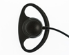 Picture of Quansheng D-Shape Listen Only Earpiece - By Radioswap