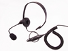 Picture of Motorola Lightweight Headset with Boom Mic & Inline PTT (M1) - By Radioswap Premium