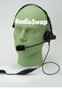 Picture of Motorola Lightweight Headset with Boom Mic & Inline PTT (M4) - By Radioswap Premium